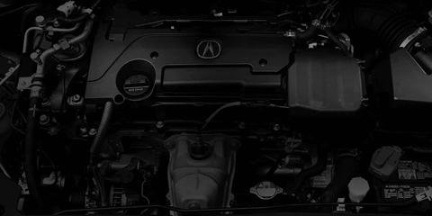 2017 Acura ILX Engine