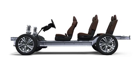 2017 Acura MDX Agile Handling