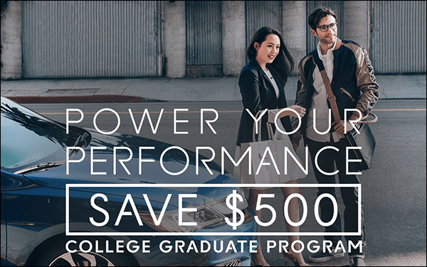 Houston Acura College Graduate Program