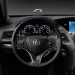 2017 Acura RLX Head-Up Display Technology