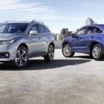2018 Acura RDX Exterior Dual Models