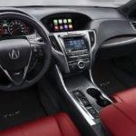 2018 Acura TLX A-SPEC Interior