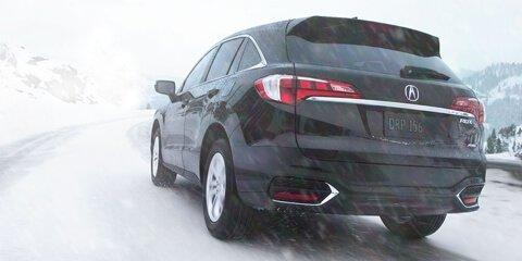 2018 Acura RDX Agile Handling Assist