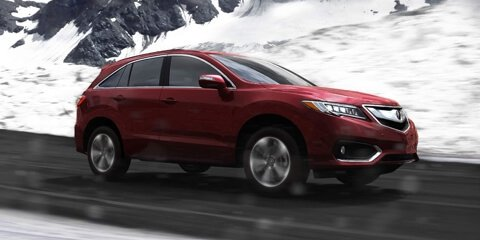 2018 Acura RDX Vehicle Stability Assist