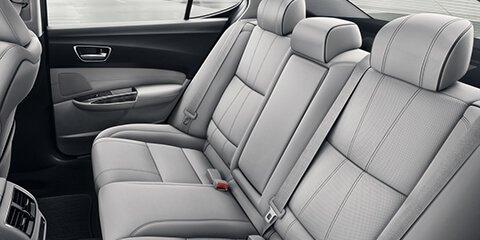 2018 Acura TLX Heated Rear Seats