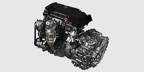 2018 Acura TLX Intelligent Variable Timing