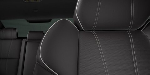 2018 Acura TLX Perforated Milano Leather Sport Seats