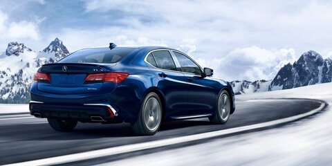 2018 Acura TLX Vehicle Stability Assist