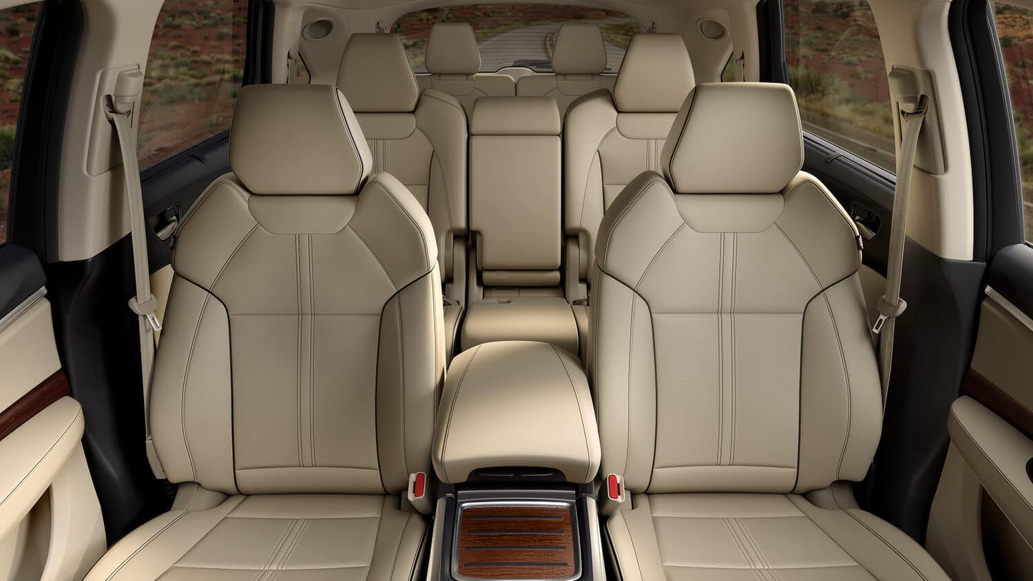 2018 Acura MDX Interior Seating Front Angle