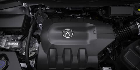 2018 Acura MDX Engine