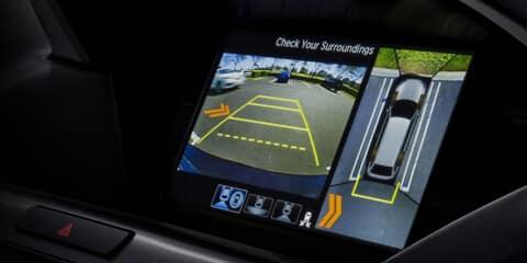 2018 Acura MDX Surround View Camera System