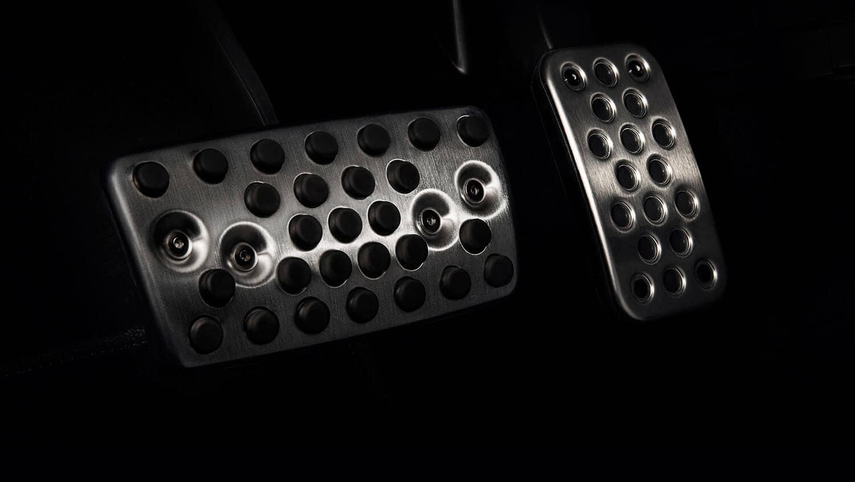 2018 Acura ILX Interior Aluminum Sport Pedals