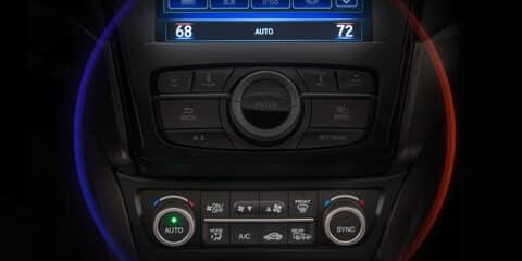2018 Acura ILX Dual-Zone Climate Control