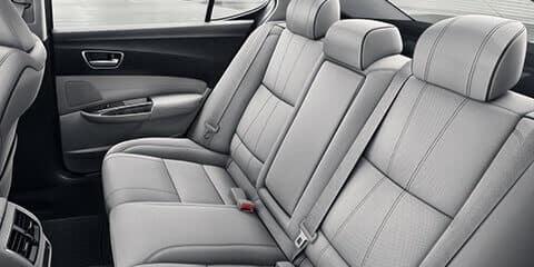 2019 Acura TLX Heated Rear Seats