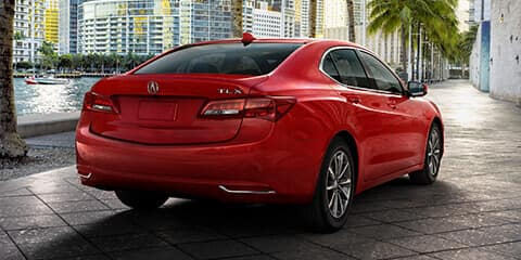 2019 Acura TLX Inline-4 Package