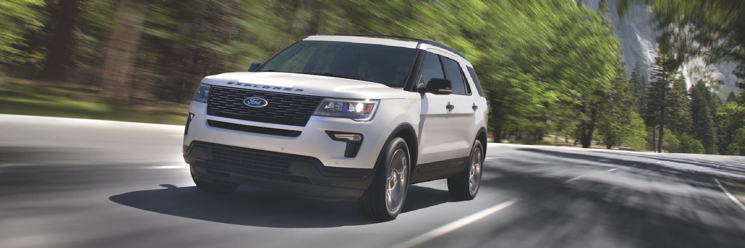 2018 ford explorer trim levels: xlt vs  limited vs  sport vs  platinum