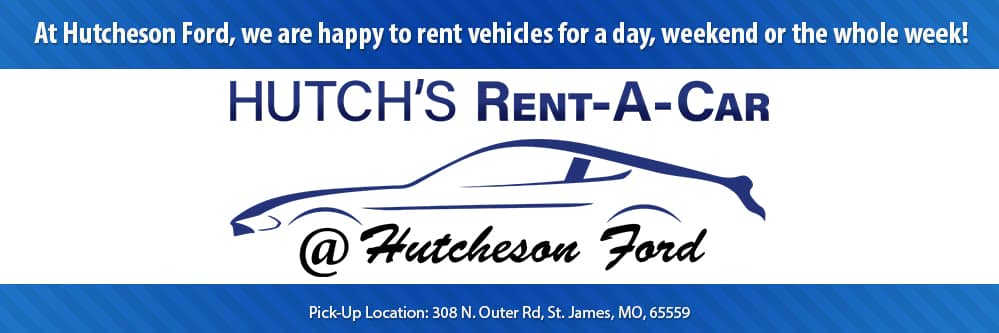 15 Passenger Van Rental Kansas City >> Rental Car Dealer Serving Rolla Mo Hutcheson Ford