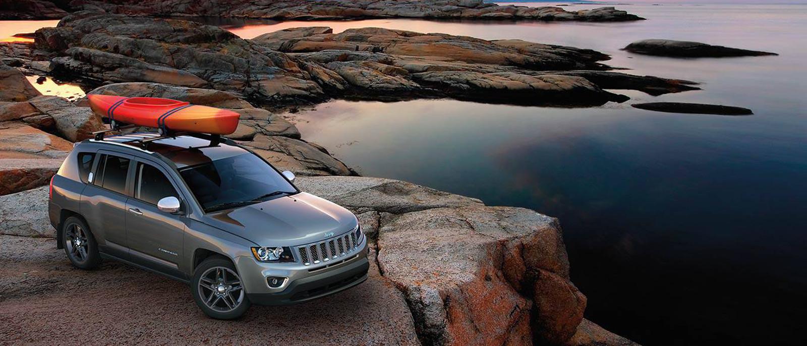 2014 Jeep Compass Exterior