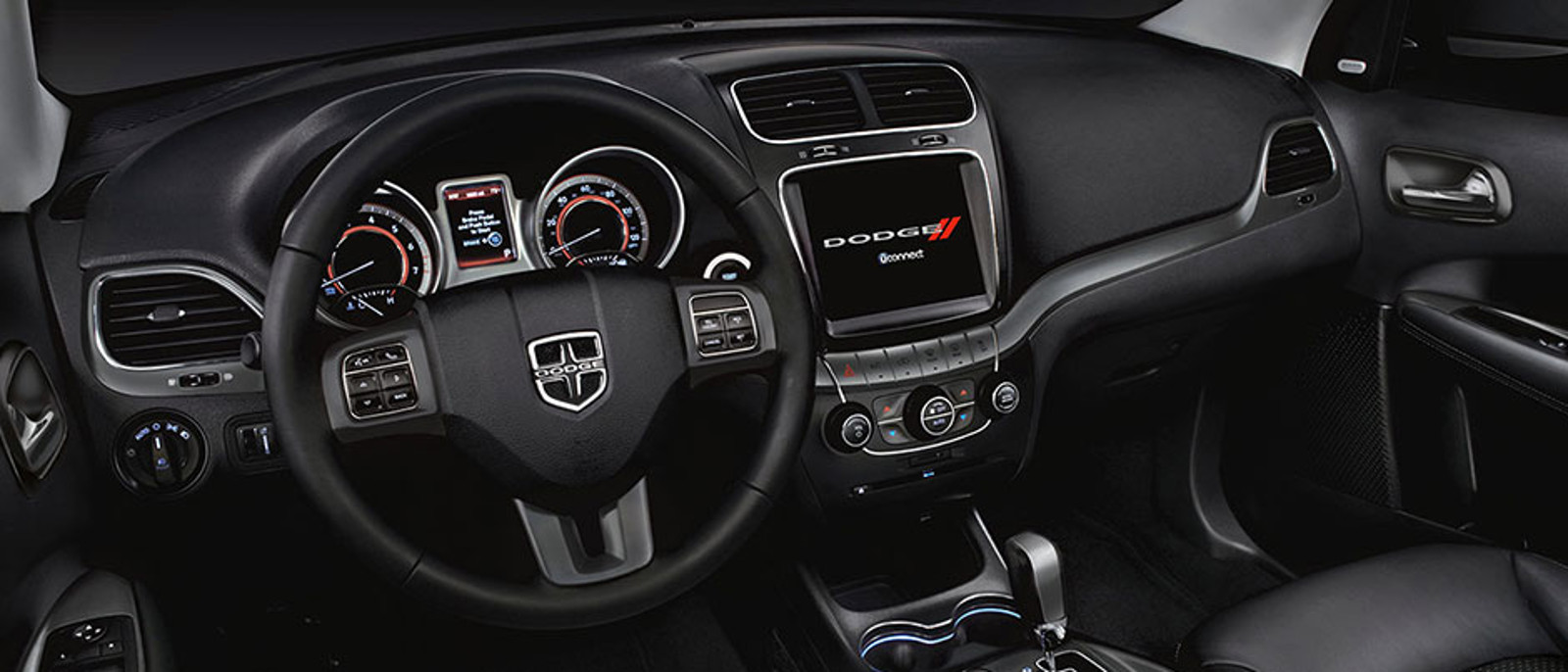 2014 Dodge Journey Interior Dash