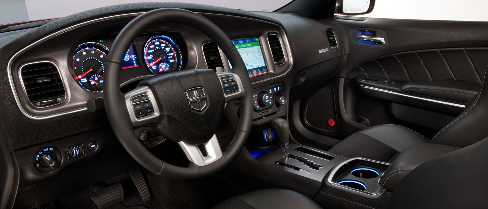 2014 Dodge Charger Interior