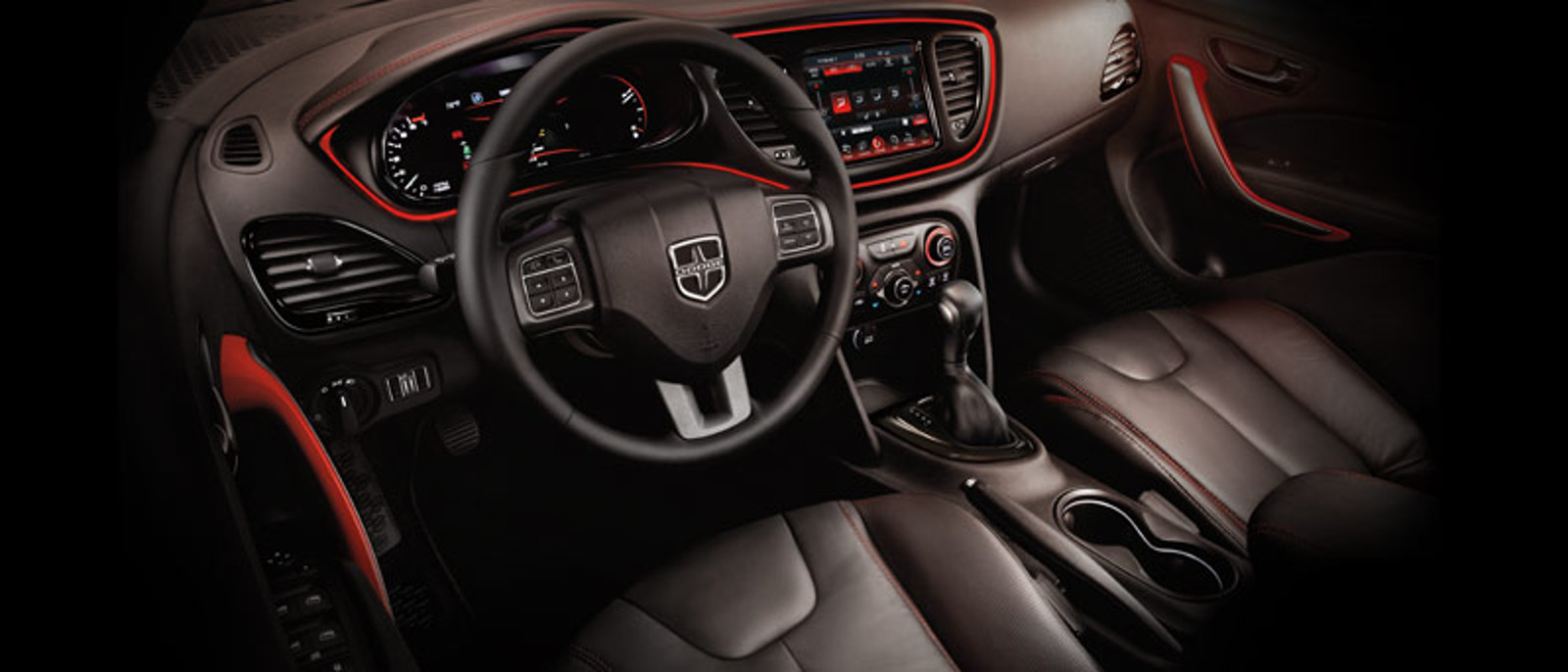 2014 Dodge Dart Interior ...