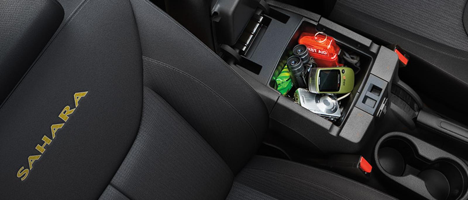 2015 Jeep wrangler interior