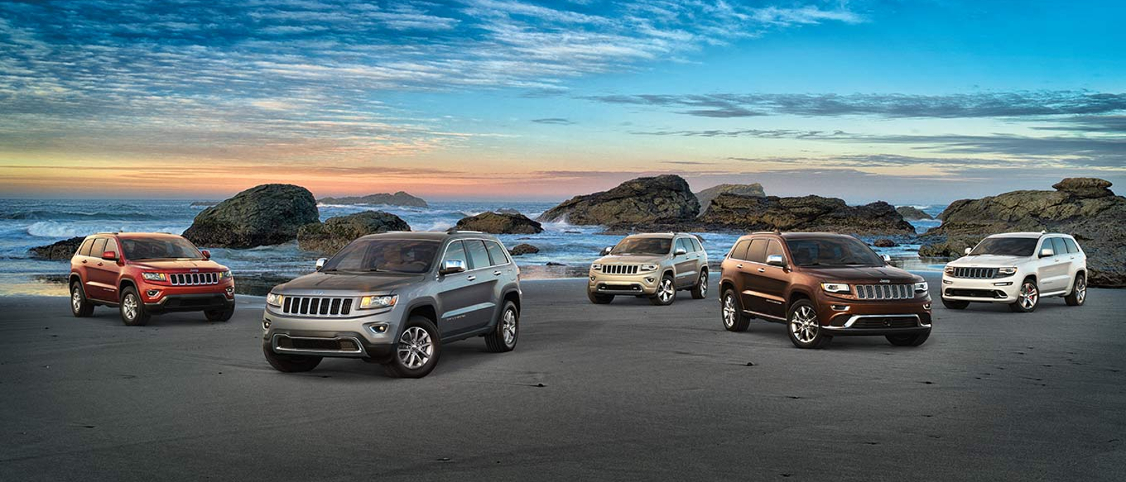 2015 Jeep Grand Cherokee models