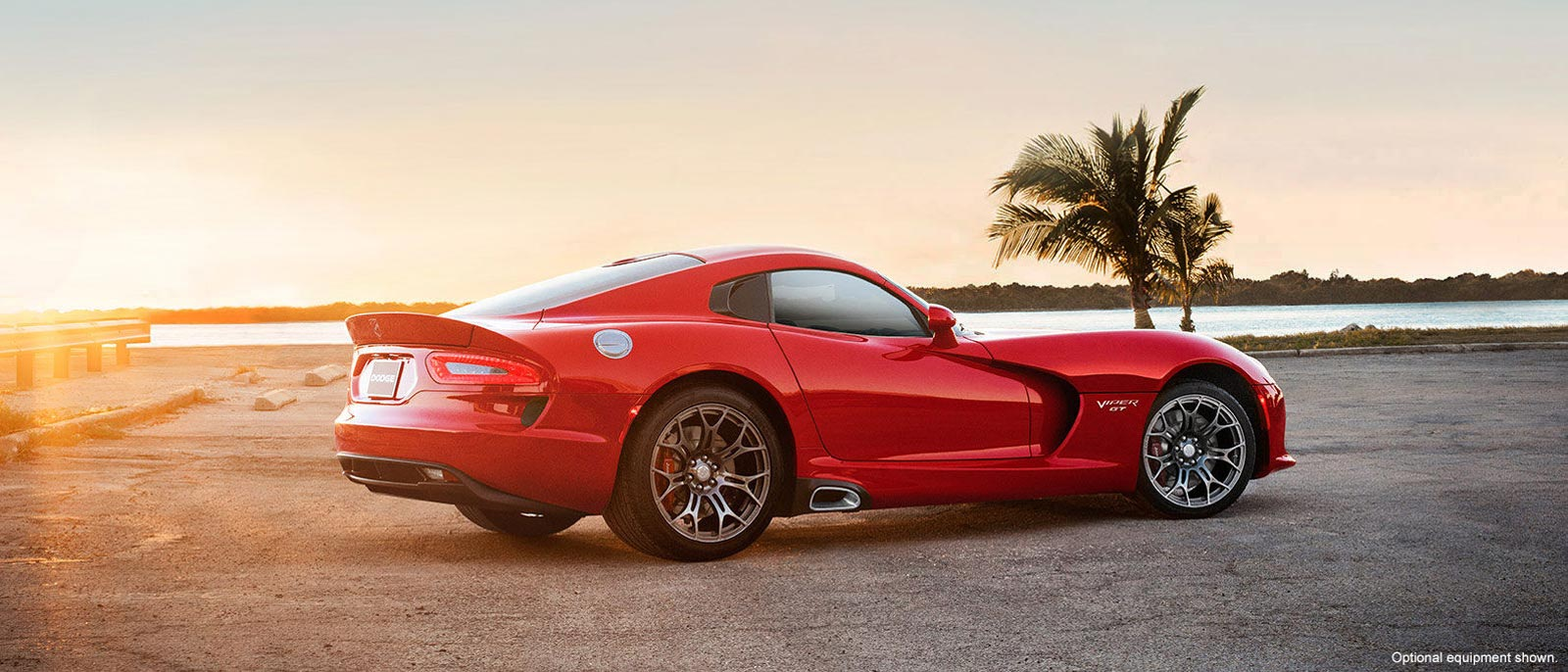 2015 Viper SRT side view