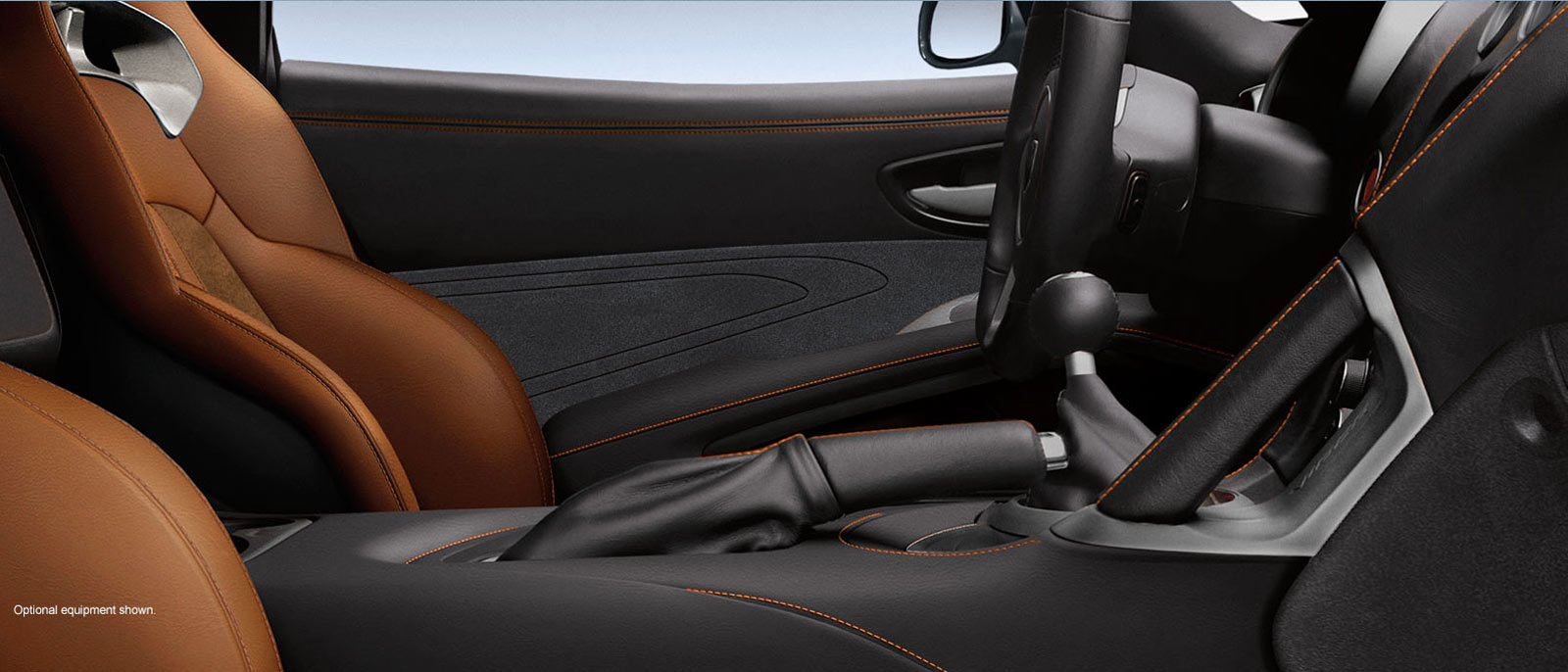2015 Viper SRT interior
