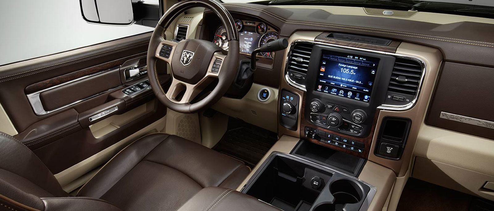 2015 Ram 3500 Interior ... Photo