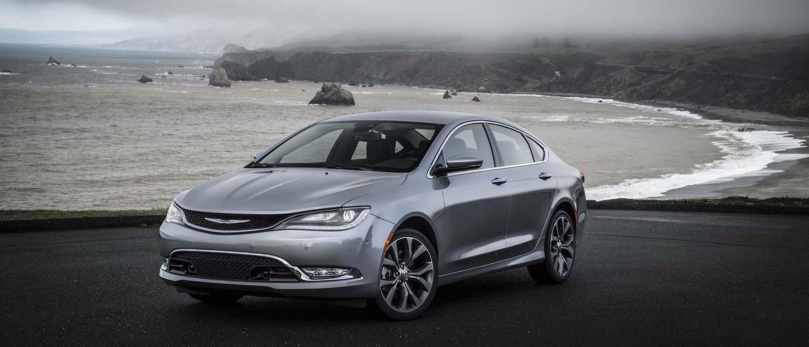 2017 Chrysler 200 Beach