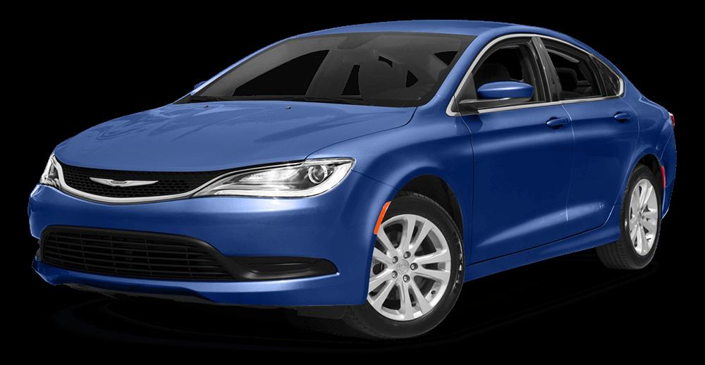 2017 Chrysler 200 Blue