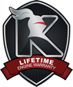Knight Lifetime Engine Warranty