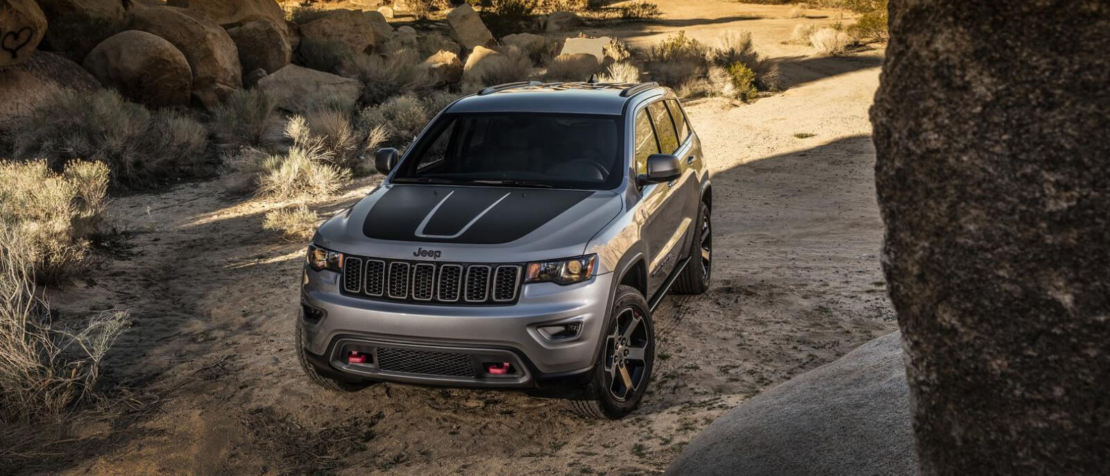 2017 Jeep Grand Cherokee Desert