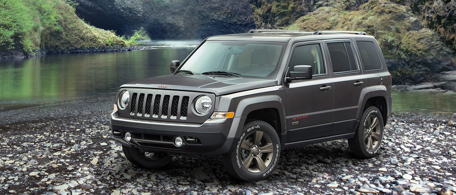 2017 Jeep Patriot River