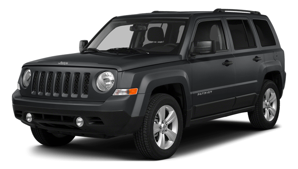 2017 Jeep Patriot Grey