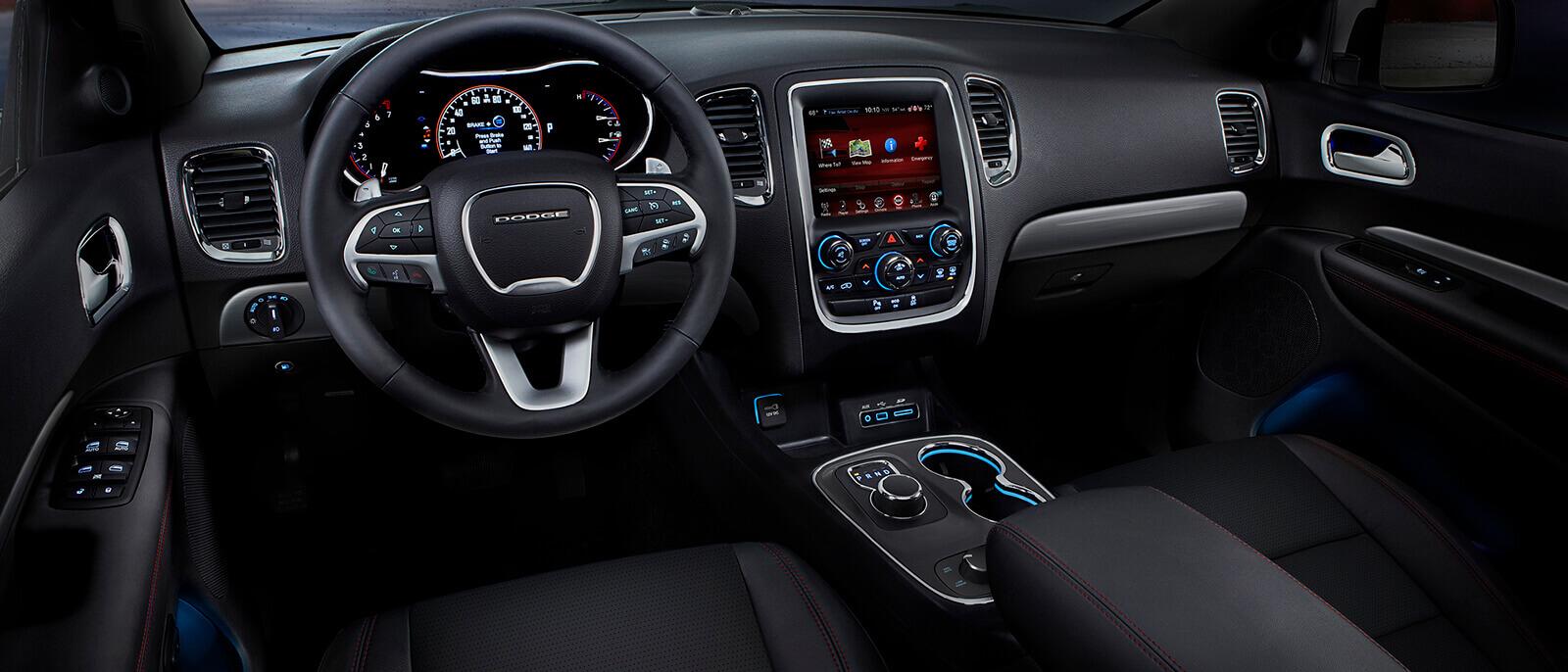 2017 Dodge Durango Dash