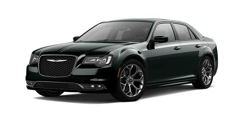 2016 Chrysler 300 dark exterior