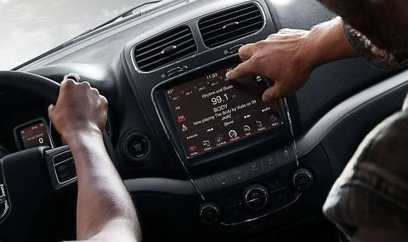 2017 Dodge Journey Interior Touchscreen Gallery 5