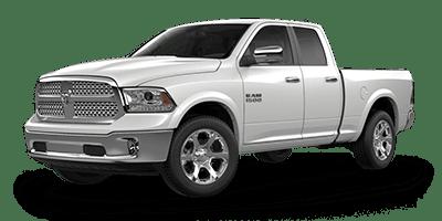 2018 Ram 1500 Pearl White