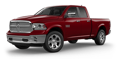 2018 Ram 1500 Red Pearl