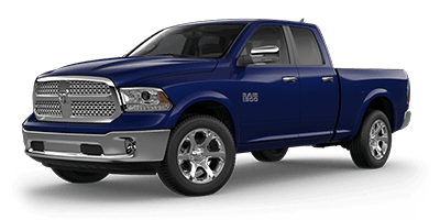 2018 Ram 1500 True Blue Pearl