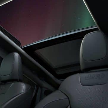 2019 Jeep Cherokee Moonroof