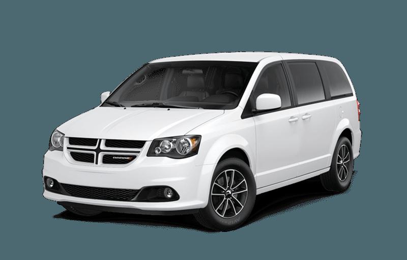 2019 Dodge Grand Caravan Bright White