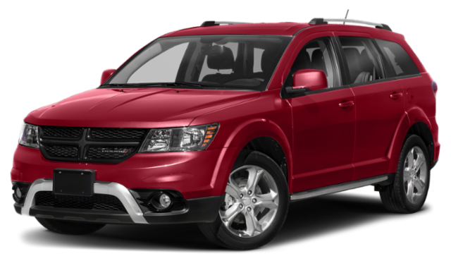 Red 2019 Dodge Journey thumbnail
