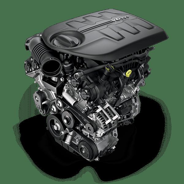 2019 Dodge Durango Engine