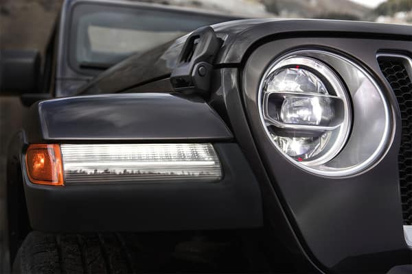 2019 Jeep Wrangler LED Light