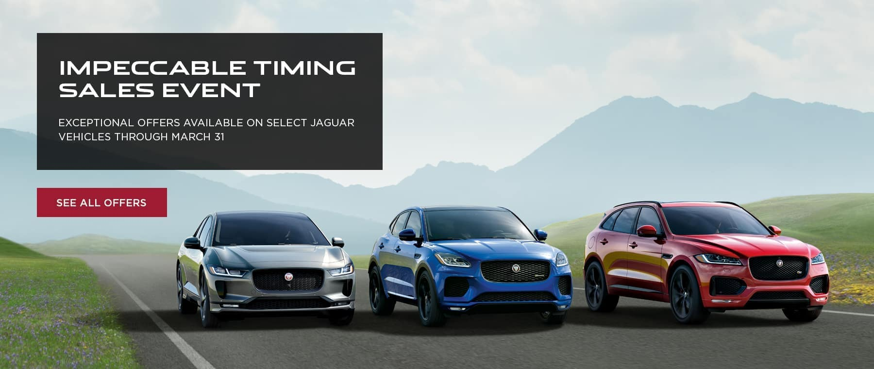 Impeccable Timing Sales Event See Offers