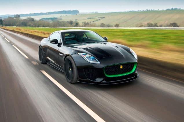 Lister Jaguar Thunder