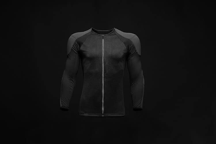 Jaguar Arc Vector Haptic Jacket